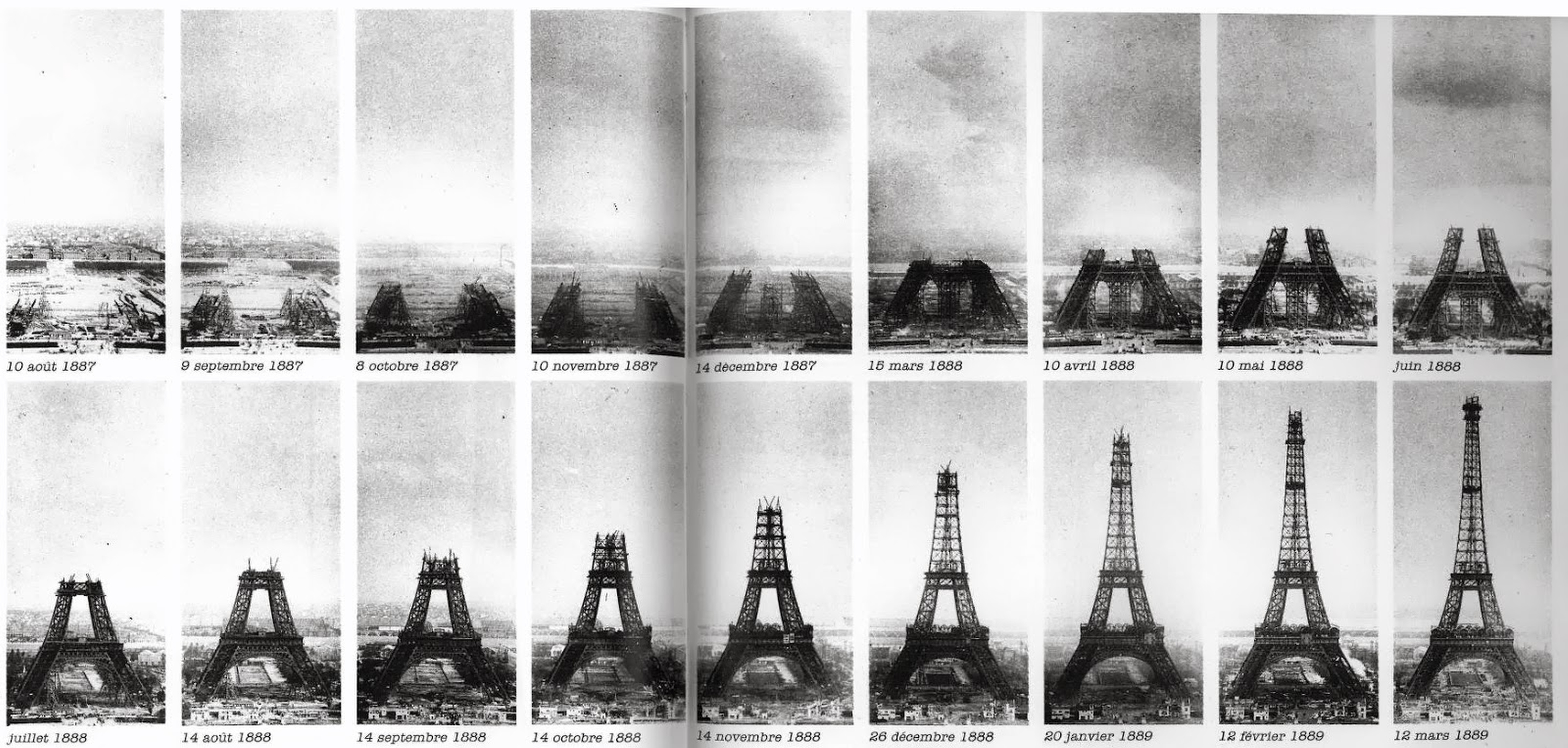 when did the eiffel tower open to the public | Top HQ images.com
