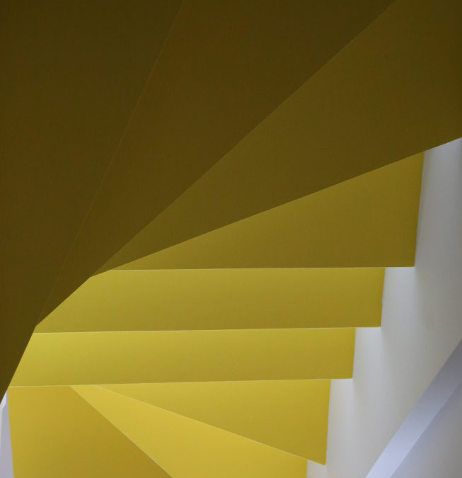 Public Domain Images White Yellow Stairs Abstract