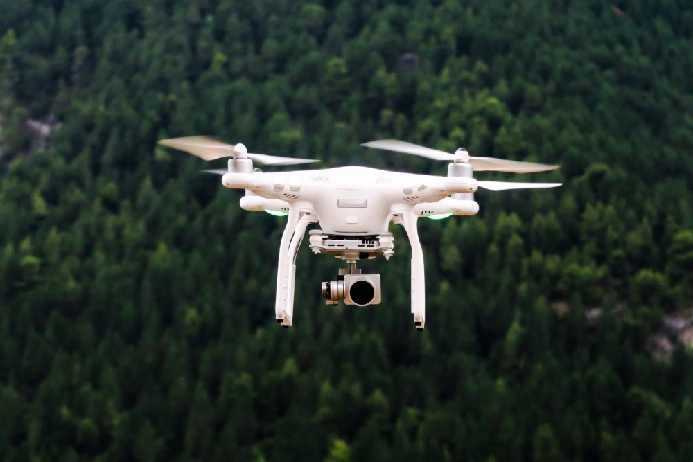 public-domain-images-free-stock-Camera Drone Phantom 3 Advance