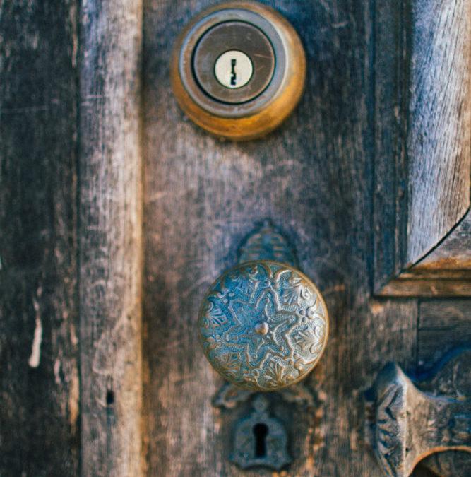 Free Stock Photo Old Wooden Door Vintage Knob Rustic